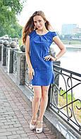 Платье GE-326 (синий), фото 1