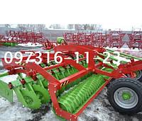 Борона дисковая U 811/3 фирмы MOSKIT (Польша)