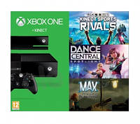Xbox One 500GB + Kinect + Sports Rivals, Dance Central Spotlight, Max The Curse Of The Brotherhood