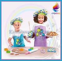Детская одежда для занятий и творчества под заказ (от 50 шт.)