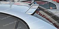 Спойлер на стекло Опель Вектра Ц (спойлер заднего стекла Opel Vectra C)