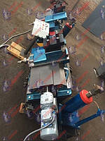 Модернизированный колесотокарный станок А-41 мод. А41.01.000-КС