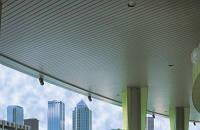 Потолочный реечный потолок