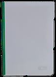 Папка скоросшиватель А4 с прижимной планкой 6мм, фото 3