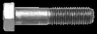 Болт М12х1.25х120 шестигранная головка, сталь кл. пр. 10.9 ЦБ DIN 960