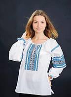 Легкая и нежная женская вышиванка от волынских мастеров