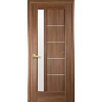 """Двери межкомнатные """"Новый Стиль Грета"""" золотая ольха"""