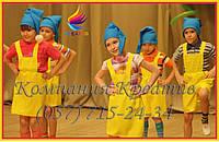 Детская тематическая одежда для праздников (под заказ от 50 шт) с НДС