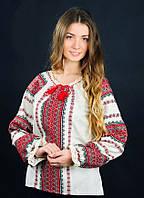 Изумительная женская вышиванка от волынских мастеров
