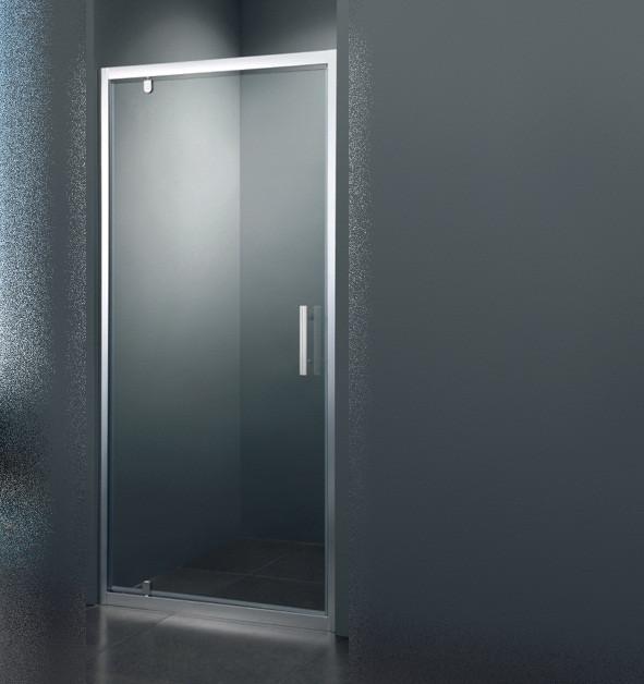Душевая дверь Golston G-А1000, 1000x1900 мм, прозрачное стекло  - интернет-магазин сантехники Aquastyle в Одессе