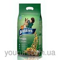 Brekkies Excel Complete ПОЛНОЦЕННЫЙ - корм для взрослых собак 4кг