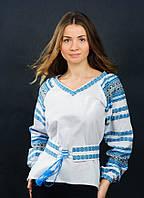 Яркая и практичная женская вышиванка для уверенных и стильных женщин от волынских мастеров