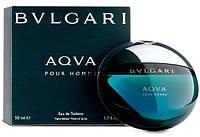 Лицензионная туалетная вода Bvlgari Aqva Pour Homme
