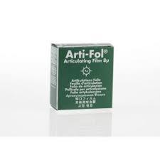 Артикуляційна Фольга BK 26, 8 мкм, 50 аркушів