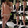 Спортивный костюм женский Adidas Original, микрофибра