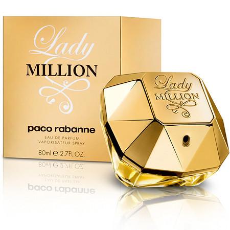 Копия парфюма, туалетная вода  Paco Rabanne Lady Million, фото 1