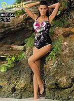 Эффектный слитный купальник Marko Danielle Nero M-380
