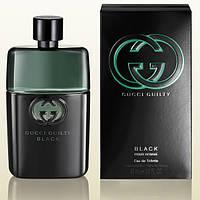 Лицензионная, туалетная вода Gucci Guilty Black Pour Homme
