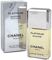 Лицензионная, туалетная вода Chanel Egoiste Platinum