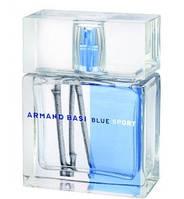 Лицензионная, туалетная вода Armand Basi Blue Sport