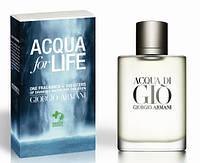 Лицензионная, туалетная вода Giorgio Armani Acqua Di Gio Acqua for Life