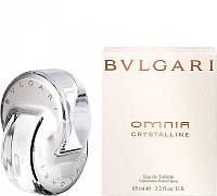Лицензионная, туалетная вода Bvlgari Omnia Crystalline