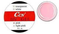 Гель CCN pink 0.5oz розовый