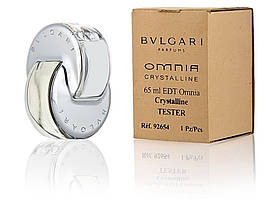 Тестер туалетной воды  Bvlgari Omnia Crystalline