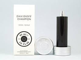 Тестер туалетной воды Davidoff Champion