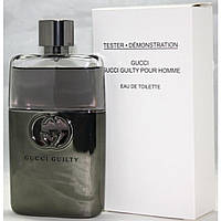 Тестер парфюм  Gucci Guilty Pour Homme
