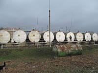 Резервуары стальные горизонтальные РГС 75 м³ б/у