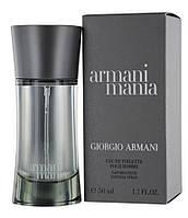 Лицензионная, туалетная вода Giorgio Armani Armani Mania Pour Homme производство ОАЭ