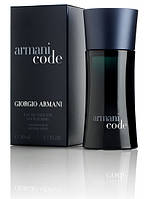 Лицензионная, туалетная вода Giorgio Armani Black Code,производство ОАЭ