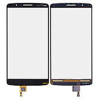 Сенсор (тачскрин) LG D850 G3, D851 G3, D855 G3, VS985 G3, LS990 G3 Black, Original