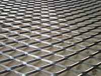 Лист просечно-вытяжной алюминий 1 мм 1000х2000 алюминий недорого лист от Гост Металл