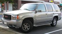 Автоскло для Кадилак ескалейд / Cadillac Escalade GMT400 (позашляховик) (1995-1999)