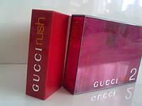 Лицензионная, туалетная вода  Gucci Rush 2 производство ОАЭ