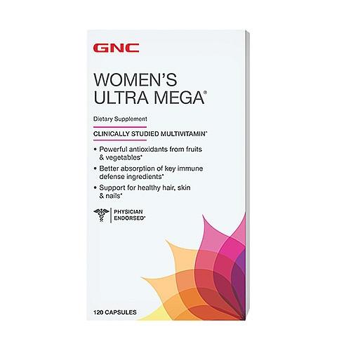 GNC Women's Ultra Mega 120 сapsules