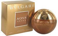 Лицензионная, туалетная вода Bvlgari Aqva Amara,производство ОАЭ