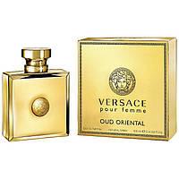 Лицензионная, туалетная вода Versace Pour Femme Oud Oriental,производство ОАЭ