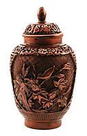 Подарок из шоколада жене. Старинная ваза