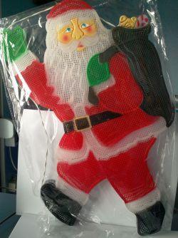 Светильник Дед Мороз