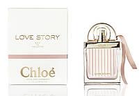Лицензионная, туалетная вода Chloe Love Story производство Эмираты