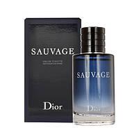Лицензионная, туалетная вода Christian Dior Sauvage 2015 производство ОАЭ