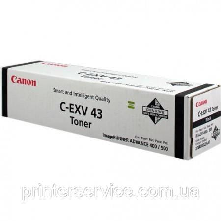 Тонер Canon C-EXV43 bk для ir-adv 400i/ 500i (2788B002)