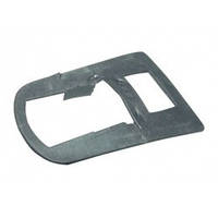 Уплотнитель пластинка замка двери (накладка ручки под замок) Chery Tiggo Т11 / Чери Тигго Т11 T11-6105229