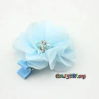 Детская заколка цветок, фото 1