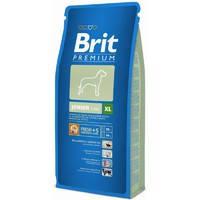 Сухой корм Brit Premium Junior XL для щенков крупных и гигантских пород 3 кг.