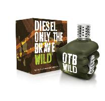 Лицензионная, туалетная вода Diesel Only The Brave Wild