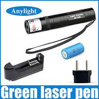 Зеленые лазерные указки. Лазерная указка JD-850, питание аккумулятор Li-ion,